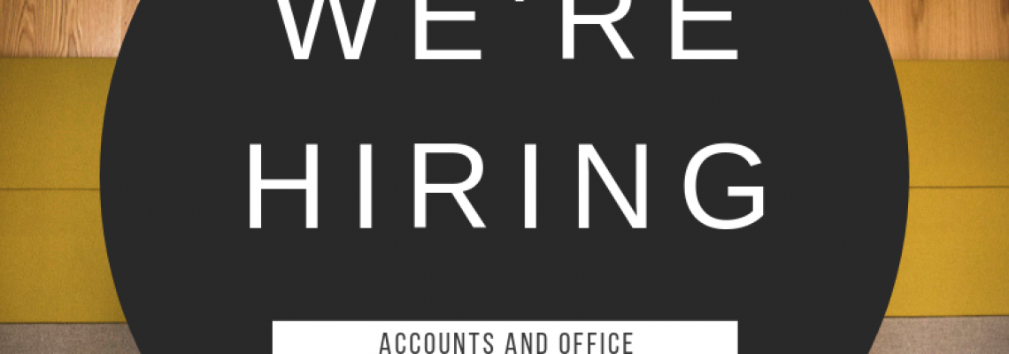 Job Opening - Accounts and Office Administrator  preview image