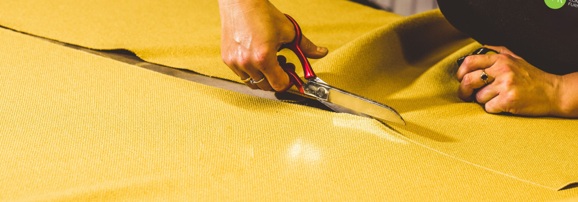 The Craftsmanship Behind Luxury Furniture - Part 3: Cutting and Sewing Department  preview image