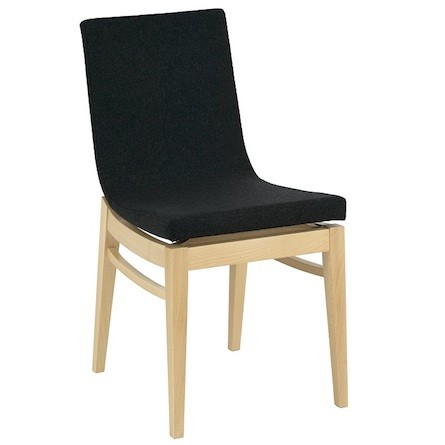 Arc Side Chair preview image.