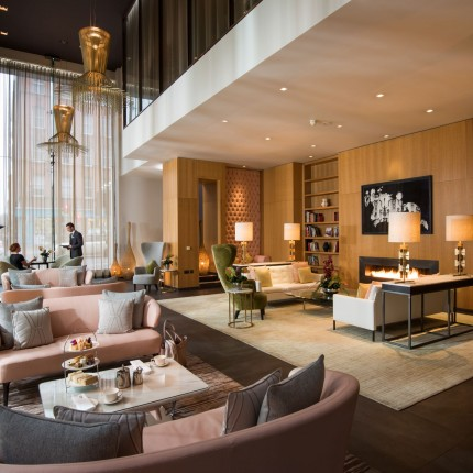The Fitzwilliam Hotel preview image.